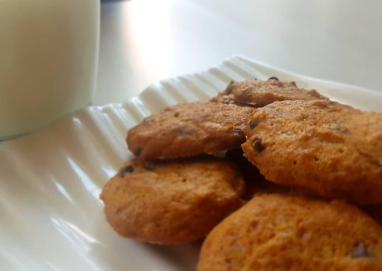 Bagaimana Membuat Cookies ala goodtime yang Enak Banget