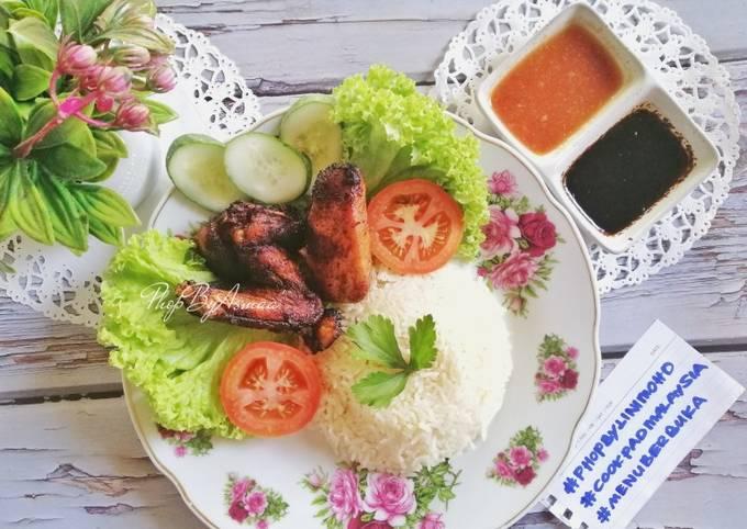 Nasi Ayam Hainan #phopbylinimohd