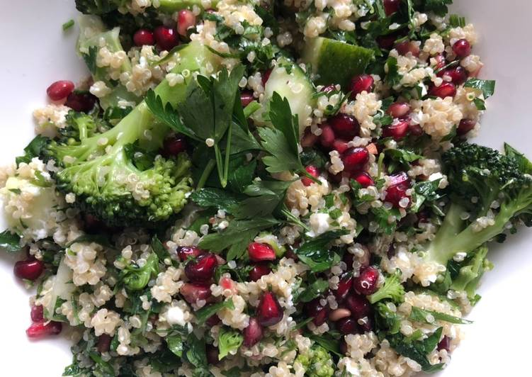 Quick & Healthy Spring Salad