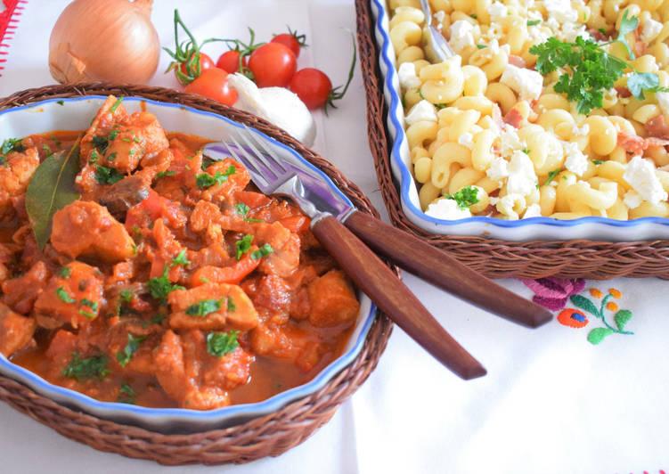 Step-by-Step Guide to Prepare Award-winning Eva's fish stew