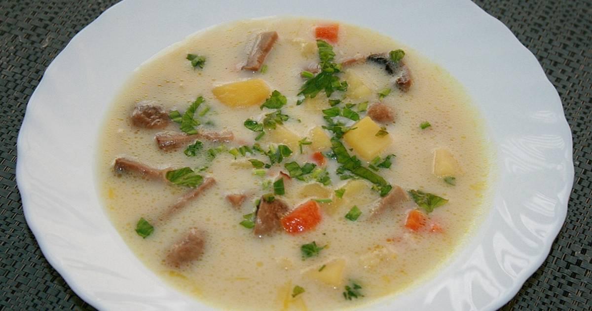 сырный суп в мультиварке рецепты с фото ночь