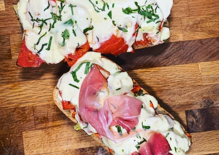 Pizza Brot/ Brot Pizza