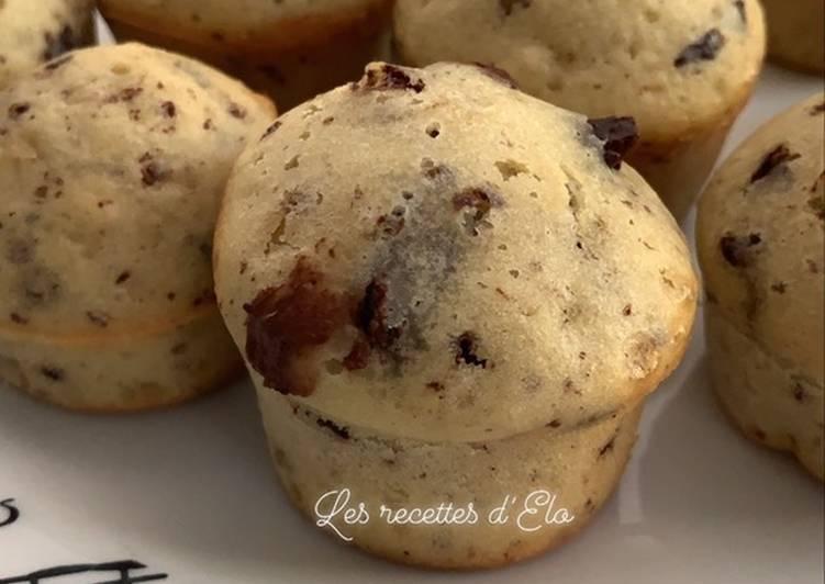 Comment faire Faire Savoureux Mini muffin façon gâteau au yaourt