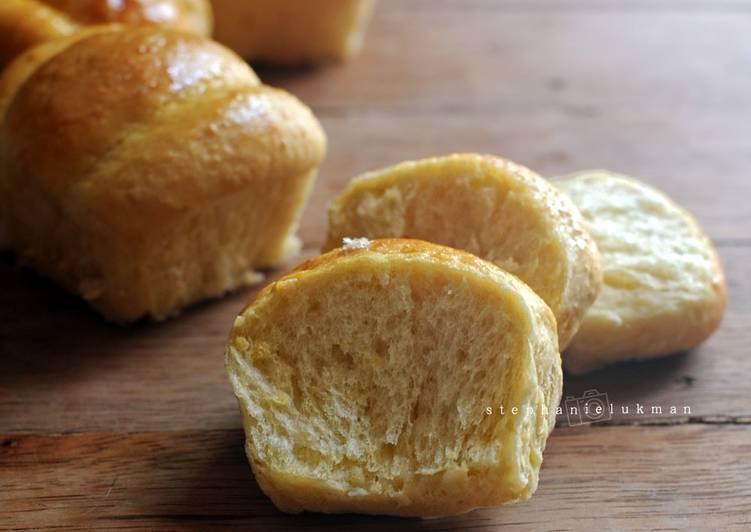 Roti Sobek KSB (Pakai Baking Pan)