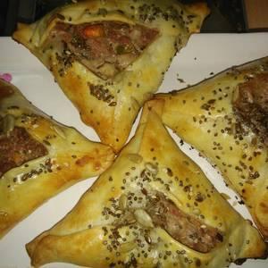 Empanadas árabes a mí manera