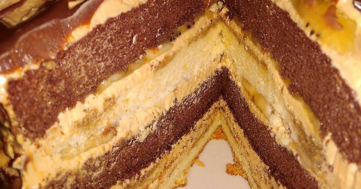 генерал торт классический рецепт с фото квартирах