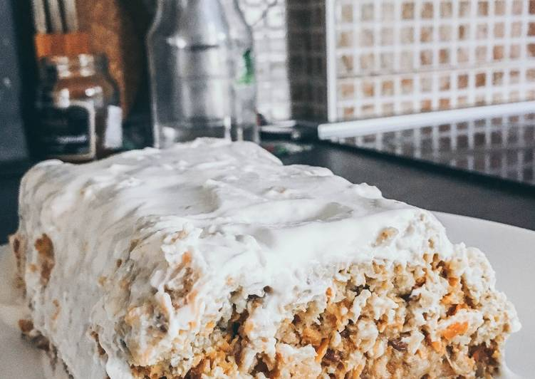 Steps to Prepare Any-night-of-the-week Healthy Desserts-Carrot Cake🥕