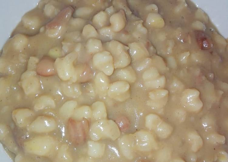 Step-by-Step Guide to Prepare Homemade Samp & Beans