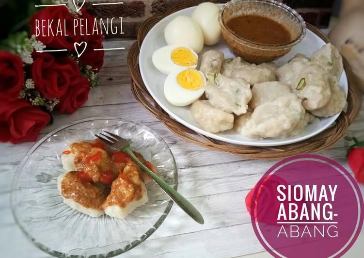 Resep Siomay Aci Ala Abang Abang Lezat Kreasi Masakan