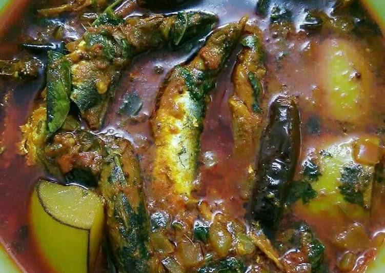 Wednesday Fresh Tangy Fish Curry