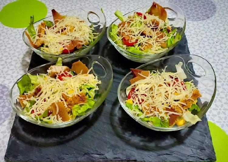 Salade césar – Food Network Cookbooks