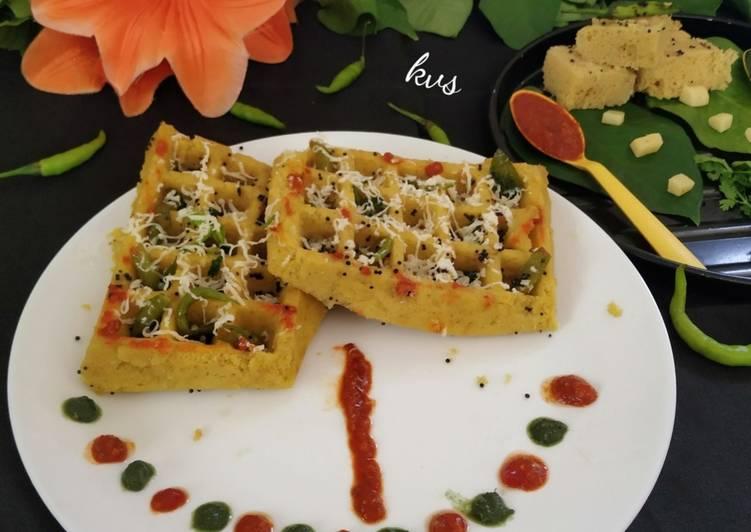 Khaman Waffle