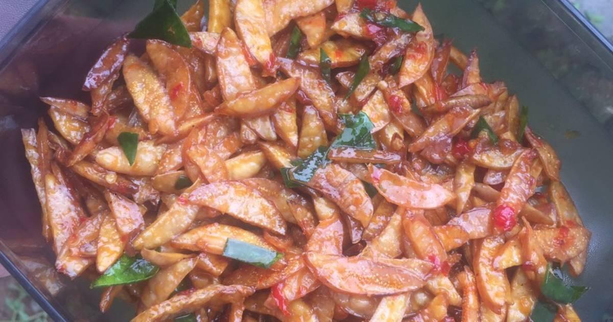 Resep Jengkol Crispy Pedas Manis Oleh Ditha Cookpad