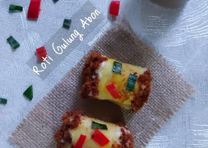 Roti Gulung Abon (Mini)