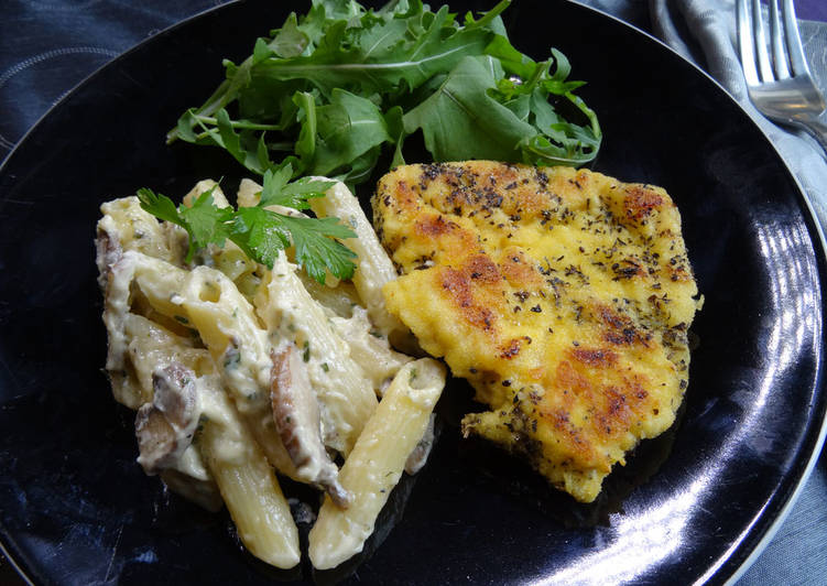Recipe: Appetizing Chicken Milanese