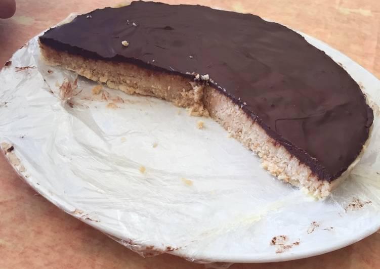 Ricetta Torta fredda cocco e cioccolato