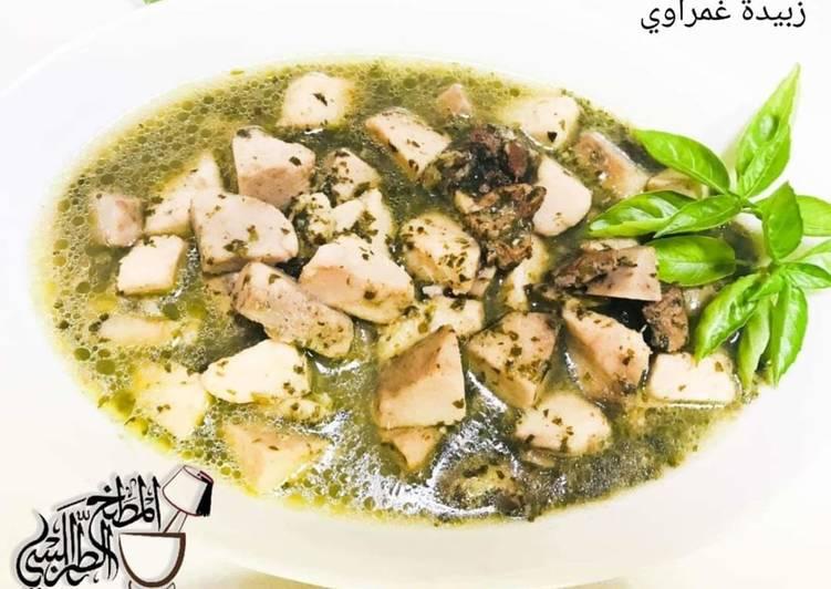 Easiest Way to Prepare Homemade Taro_root_stew