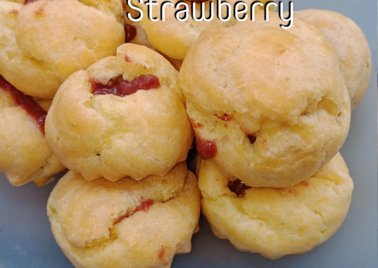 Sus Vla Bubuk Ice Cream Strawberry