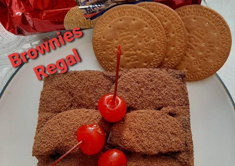 Brownies Regal