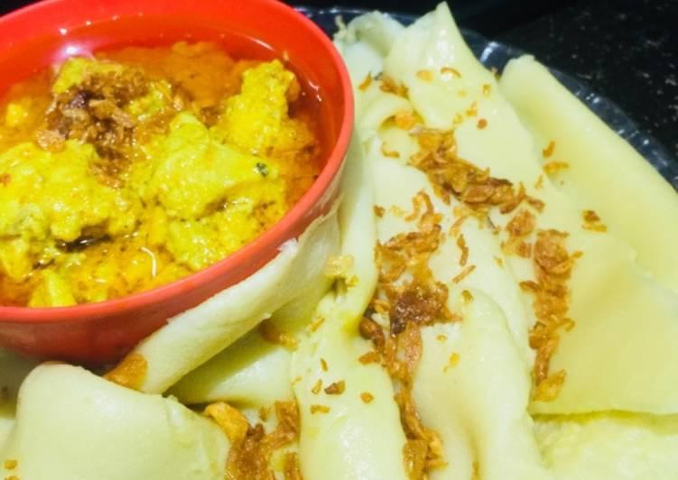 Roti Ayam khas Ambon/Gulai Ayam