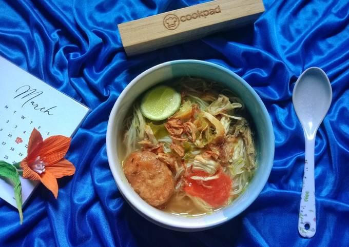 Resep Soto Ayam Padang, Lezat Sekali