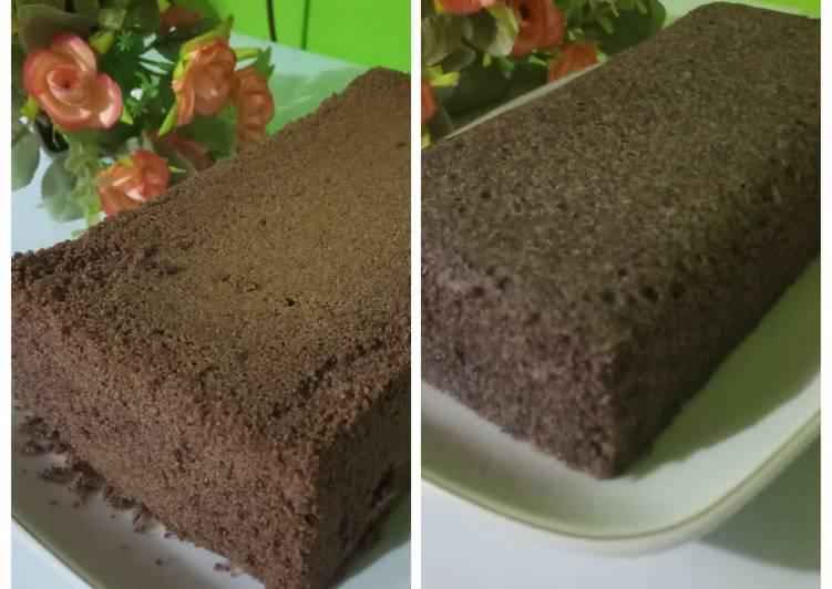 Resep Bolu ketan hitam versi kukus dan oven yang Sempurna