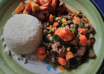 Easiest Way to Prepare Appetizing Minced Goat Meat Sauce