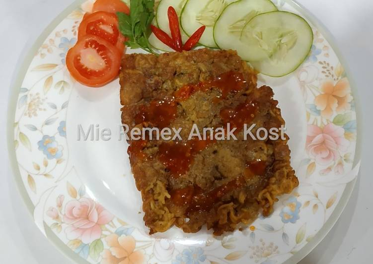 Resep Mie Remex Anak Kost Top