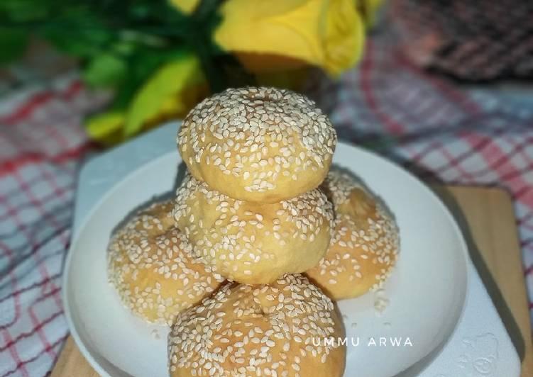 Recipe: Appetizing Roti donat panggang #62²