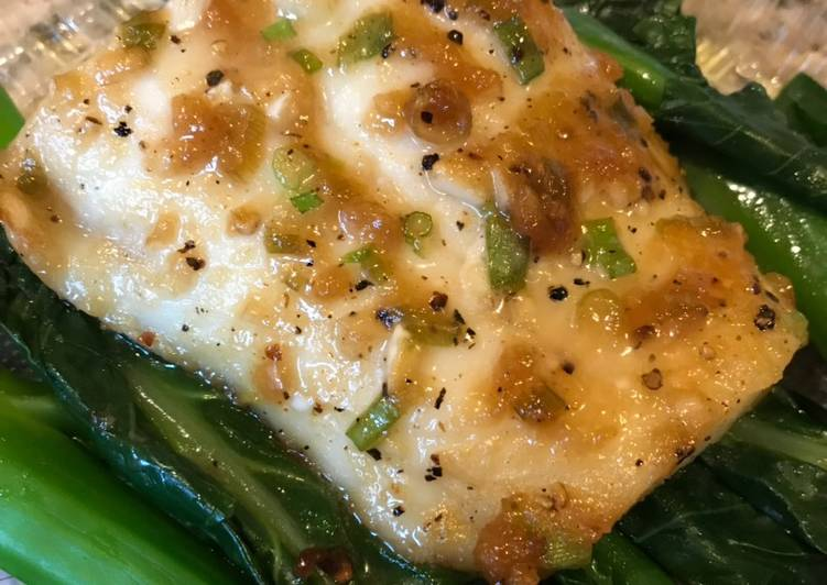 Easiest Way to Cook Yummy Miso-glazed Cod