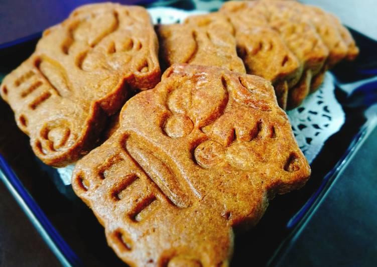 Gingerbread cookies Ed imlek