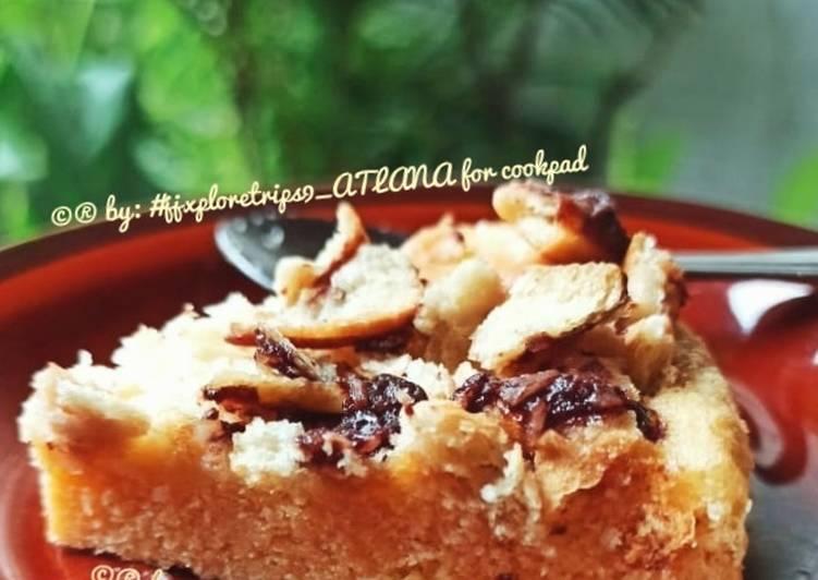 cara buat Bolu Nutrijel *flourless - Sajian Dapur Bunda