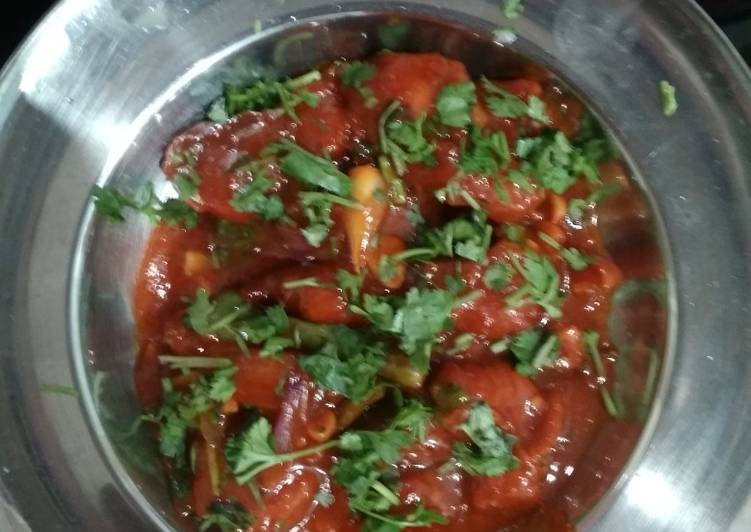 What are some Dinner Ideas Love Fish chilli