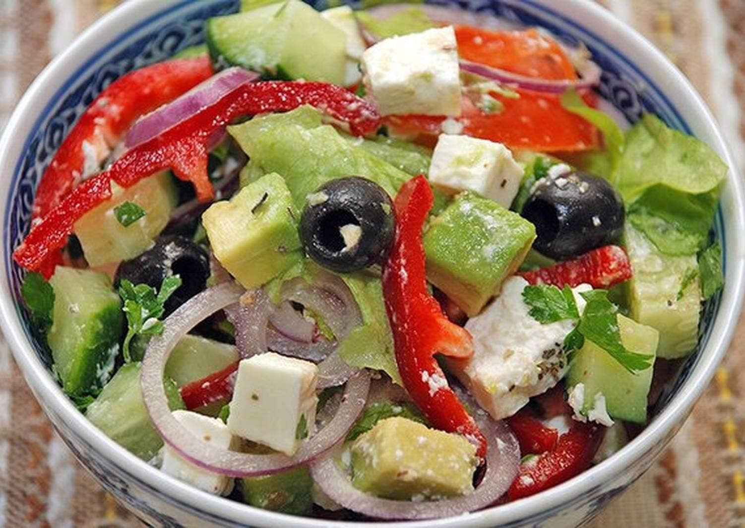 Легкие салаты рецепты с фотографиями сюрприз