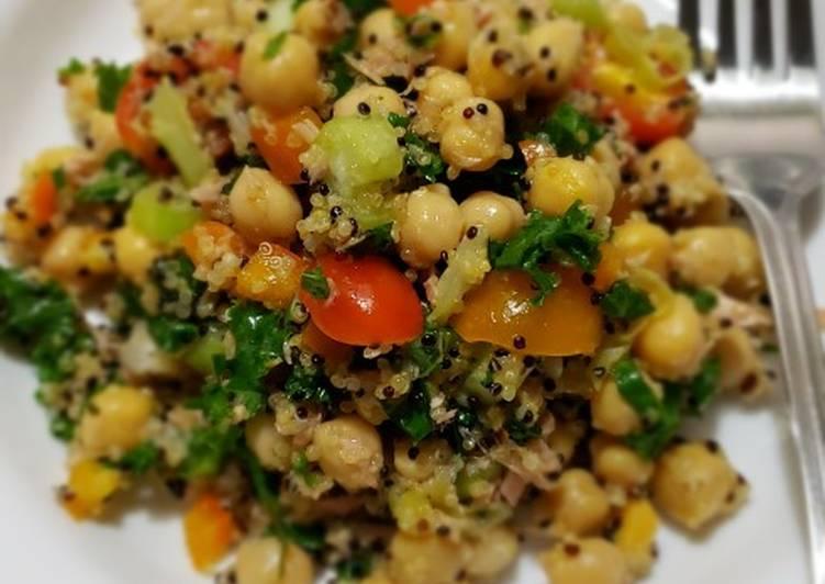 Protein Punch Salad