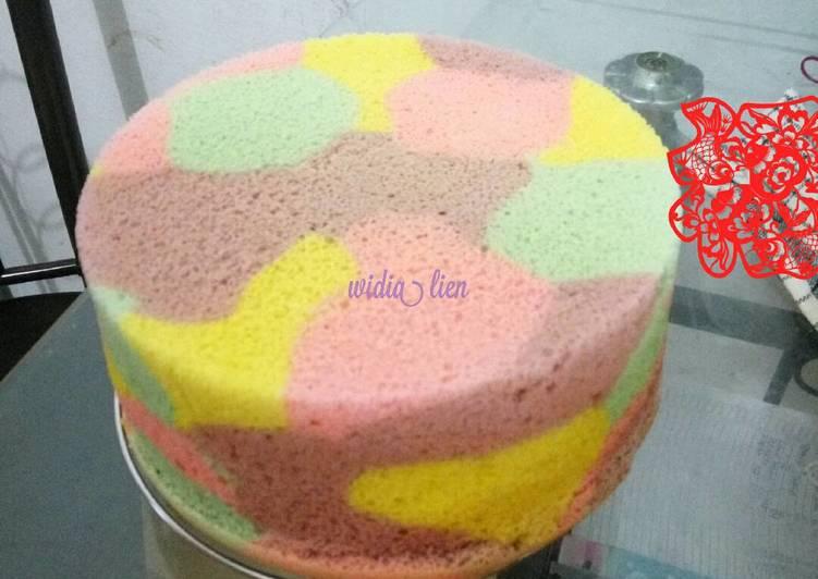 Mengulik Resep Unicorn Ogura Cake