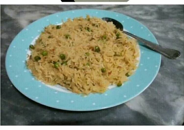 Steps to Make Any-night-of-the-week Matter pulao