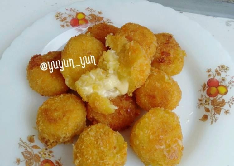 Pompom Potato Cheese (Mozarella)
