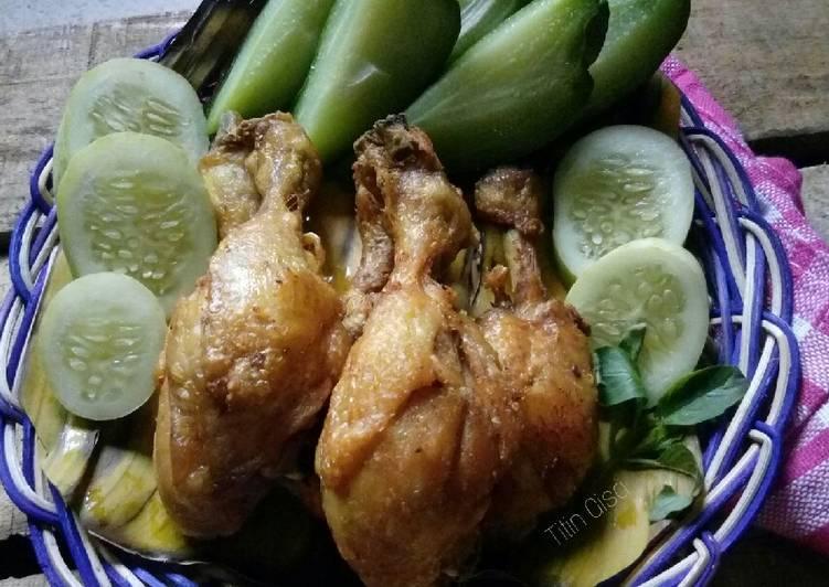 Ayam Goreng Upin Ipin#6