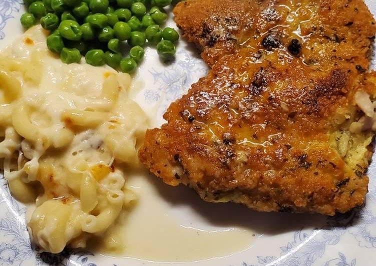Lauren's Lemon Chicken Piccata