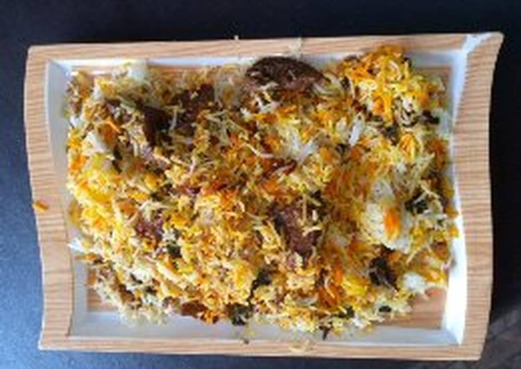 Recipe: Appetizing Bakra eid special mutton Biryani