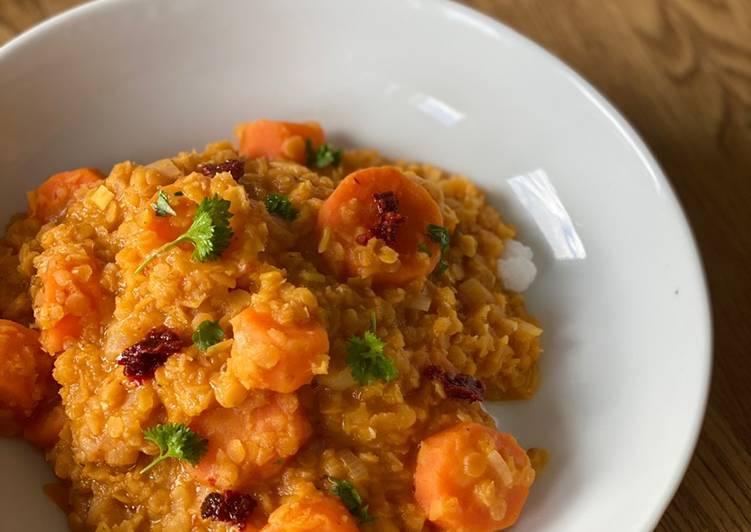 Ricetta Lenticchie, carote, nduja