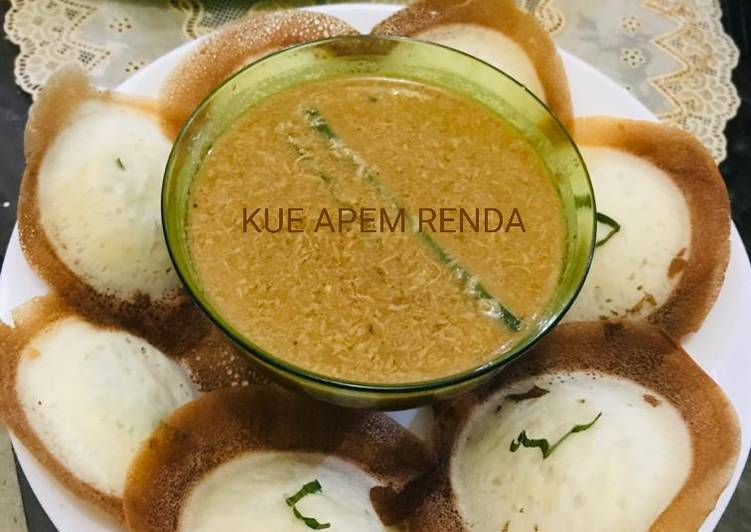 Kue Apem Renda - ganmen-kokoku.com
