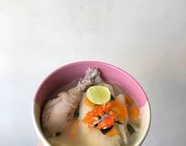 Sop Ubi / Sop Singkong