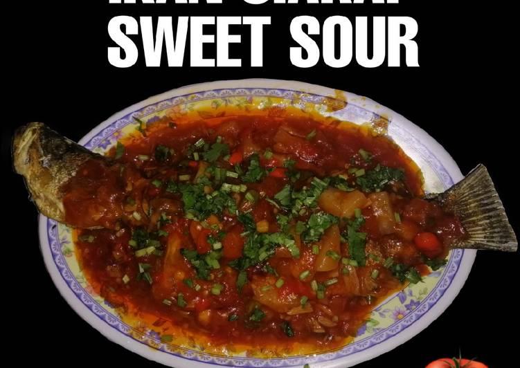 Siakap sweet sour