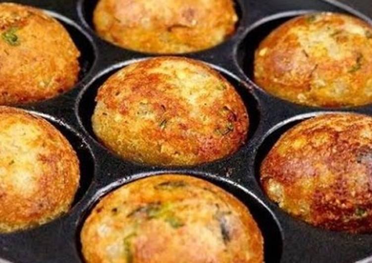 Recipe of Super Quick Homemade Sago/sabudana rounds