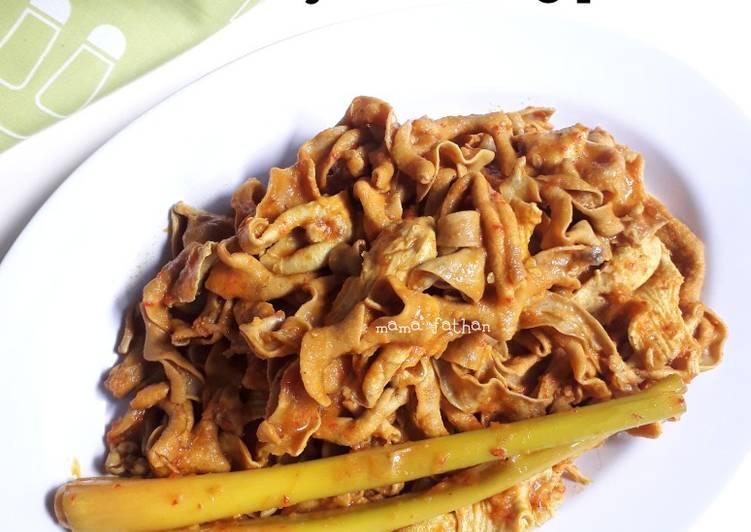 Resep Usus ayam kuning pedas Paling dicari