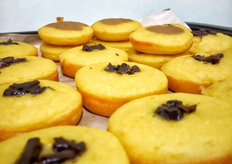 Pukis Labu Kuning - cookandrecipe.com