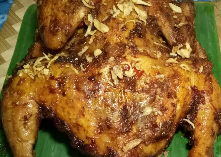 127. Ayam panggang kecap - cookandrecipe.com