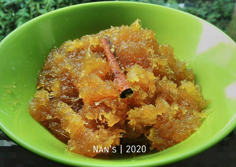 Selai nanas untuk isian nastar